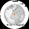 Outline Map of Region 7
