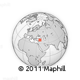 Outline Map of Adiyaman