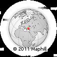 Outline Map of Bilecik