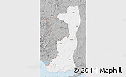 Gray Map of Edirne