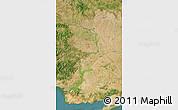 Satellite Map of Edirne