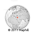 Outline Map of K. Maras