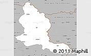 Gray Simple Map of Kars