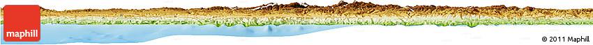 Physical Horizon Map of Kastamonu