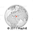 Outline Map of Rize