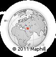 Outline Map of Sirnak