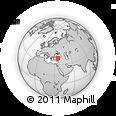 Outline Map of Yozgat