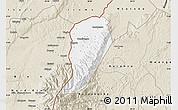 Classic Style Map of Bwamba