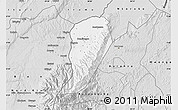 Silver Style Map of Bwamba