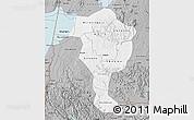 Gray Map of Bushenyi