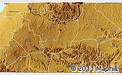 Physical 3D Map of Sheema
