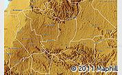 Physical Map of Sheema