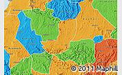 Political Map of Sheema
