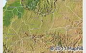 Satellite Map of Sheema