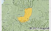 Savanna Style Map of Sheema