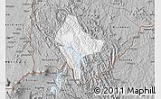 Gray Map of Rubanda