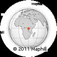 Outline Map of Rubanda