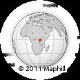 Outline Map of Rukiga