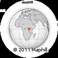 Outline Map of Bunyangabu