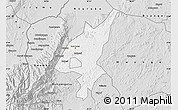 Silver Style Map of Burahya
