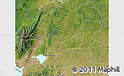 Satellite Map of Kabarole