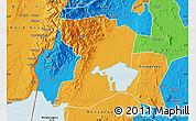 Political Map of Busongora