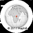 Outline Map of Busongora