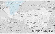 Silver Style Map of Kibaale