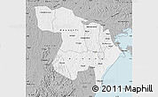 Gray Map of Masaka