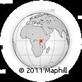 Outline Map of Masaka Municipality