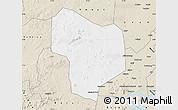 Classic Style Map of Kibanda