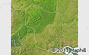 Satellite Map of Kibanda