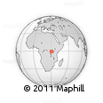 Outline Map of Rwampara
