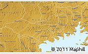Physical Map of Mpigi