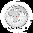 Outline Map of Mawokota