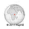Outline Map of Mpigi