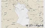 Classic Style Map of Kassanda