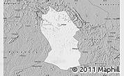 Gray Map of Kassanda