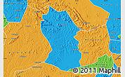 Political Map of Kassanda