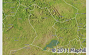 Satellite Map of Kassanda
