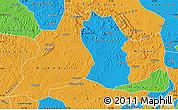 Political Map of Mubende