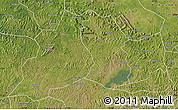 Satellite Map of Mubende