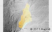 Physical Map of Jonam, desaturated