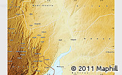 Physical Map of Jonam