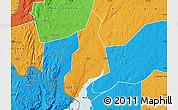 Political Map of Jonam