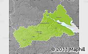 Physical Map of Cerkas'ka, desaturated