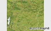 Satellite 3D Map of Chernihivs'ka