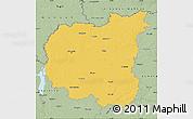 Savanna Style Map of Chernihivs'ka
