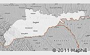 Gray Map of Chernivets'ka