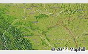 Satellite Map of Chernivets'ka